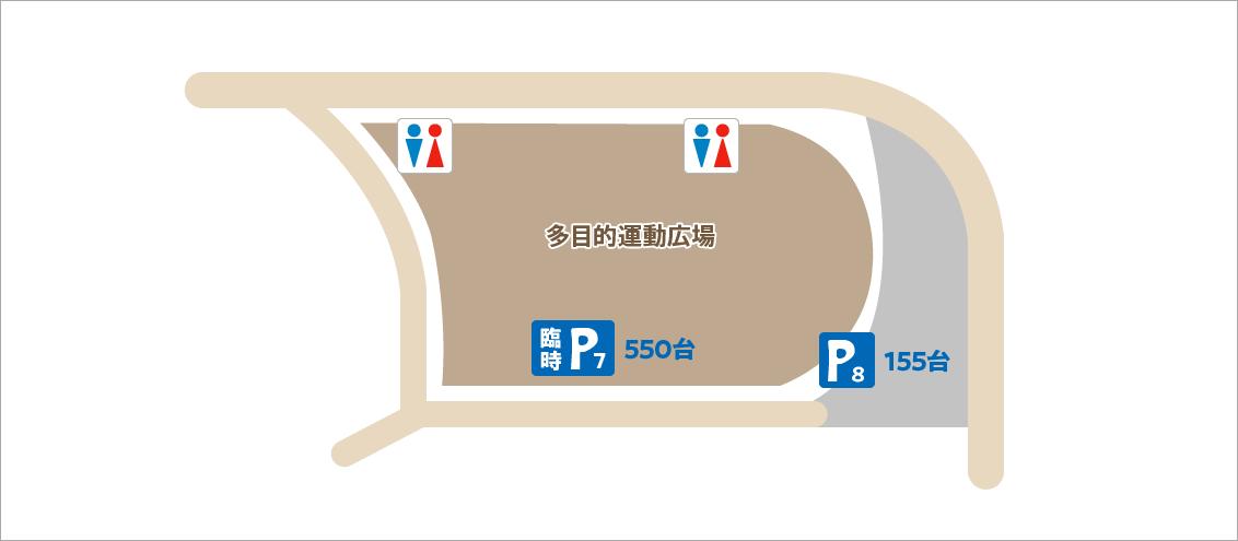 多目的運動広場マップ